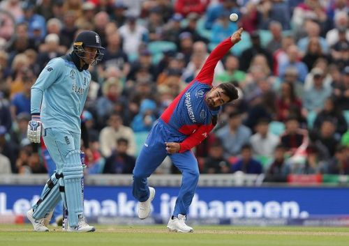 All eyes will be on what Rashid Khan can do in the World Cup.