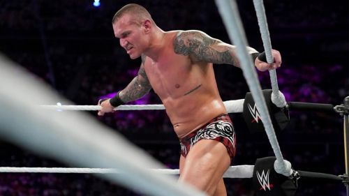 Randy Orton needs a new opponent