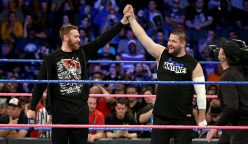 Sami Zayn and Kevin Owens come as a package deal lately