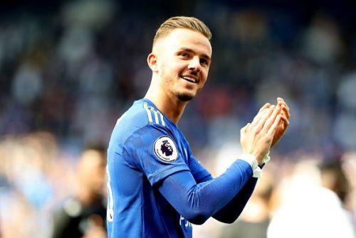 Is a senior England cap in the near future for James Maddison?