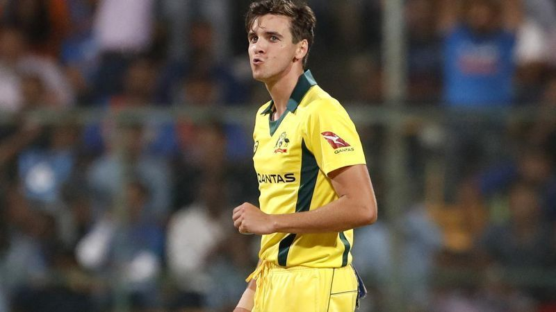 Jhye Richardson is another unlucky fast bowler