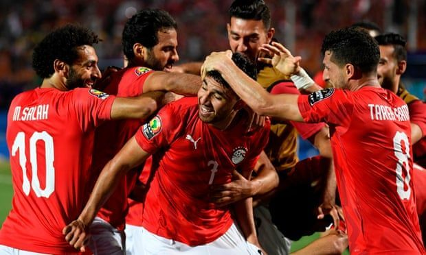 The Egyptian side has made a winning start to its AFCON campaign.