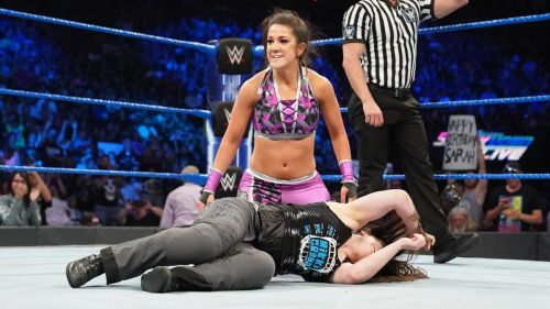 WWE should make the angle about Alexa Bliss using Nikki Cross for her own benefits
