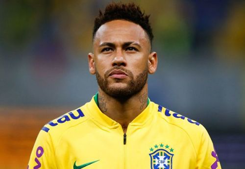 Neymar Jr- Brazilan superstar