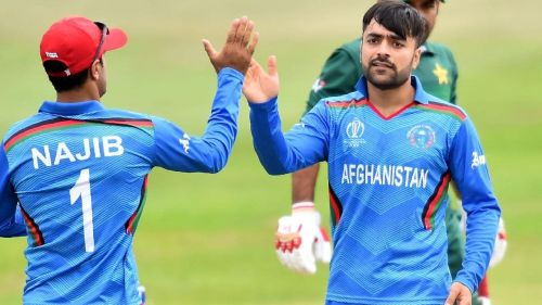 Rashid Khan has been the X-factor for the Afghanistan team
