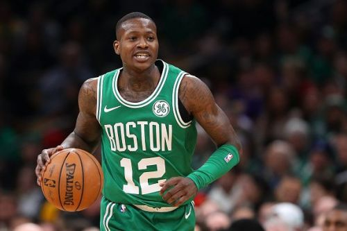 Terry Rozier has spent the past two seasons playing as the Boston Celtics' backup point guard