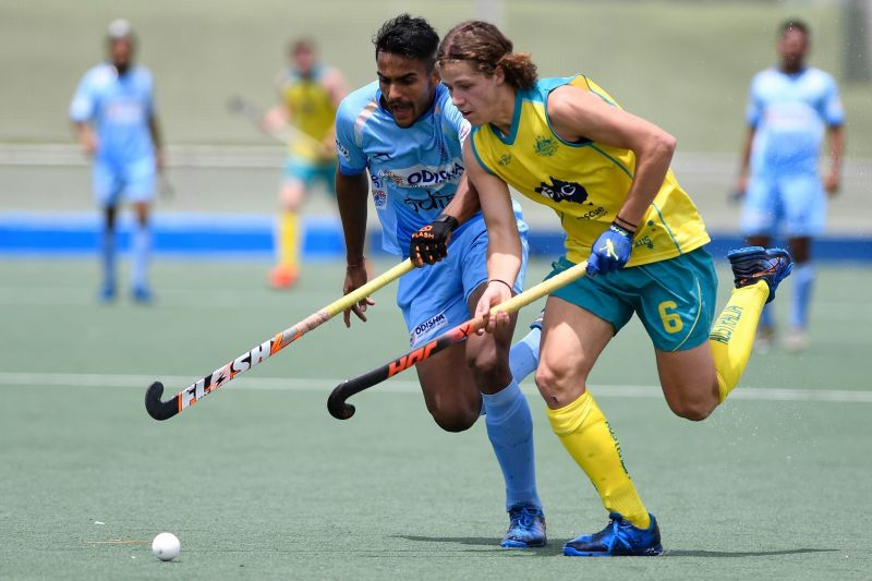 Indian Junior Men's Hockey Team lose to Australia 4-0 in 8