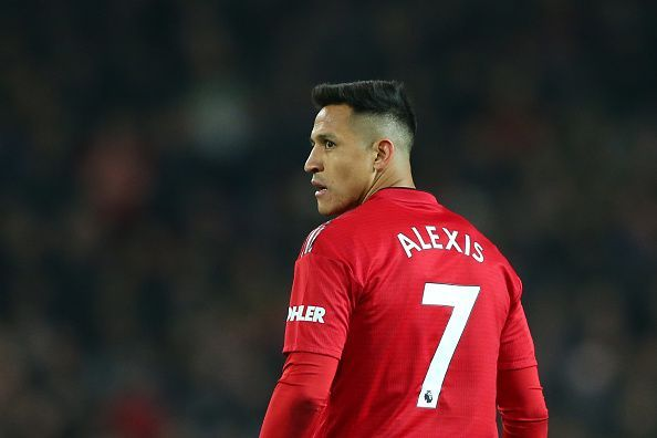 Sanchez could be on his way out of Manchester United