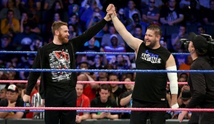 केविन ओवेंस और सैमी जेन NXT के समय से ही काफी अच्छे दोस्त हैं