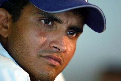 Former Indian Skipper, Sourav C Ganguly