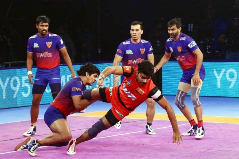 Dabang Delhi have a well-balanced squad for season 7