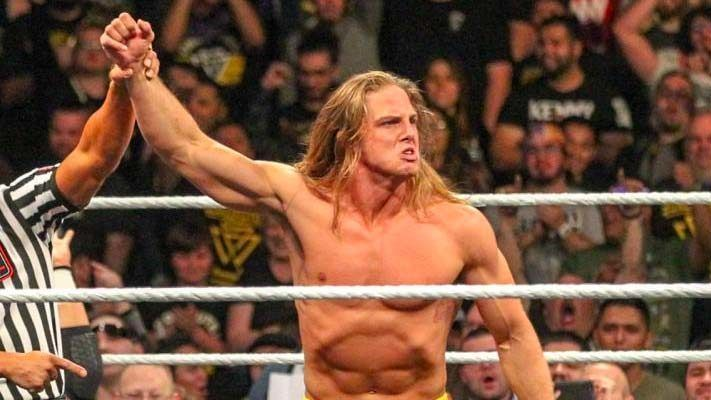 Riddle is a former UFC competitor