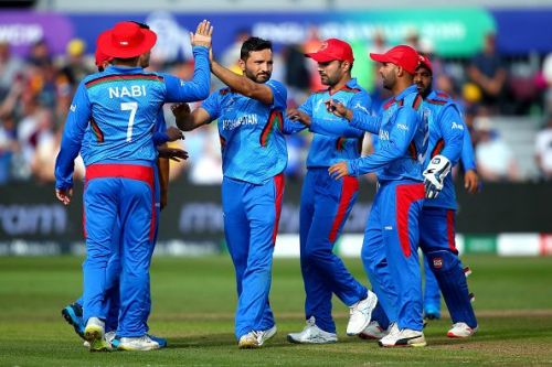 Afghanistan will look to put in a good performance against Sri Lanka