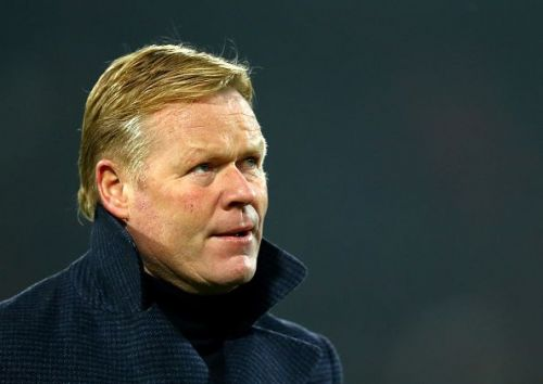 Netherlands boss Ronald Koeman was once hated in England for his actions in a 1994 World Cup qualifier