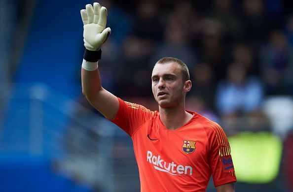 Cillessen has found opportunities limited at Barcelona