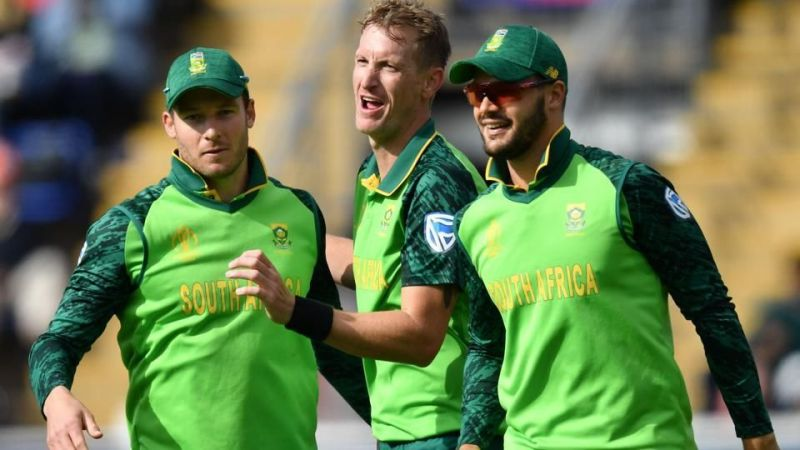 South Africa have lacked the bite with the bat.