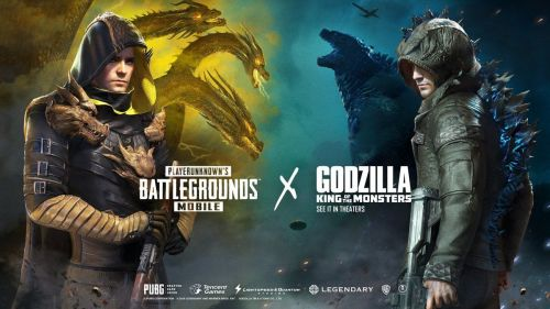 PUBG Mobile Introduces Lucky Spin Event For Godzilla Crossover