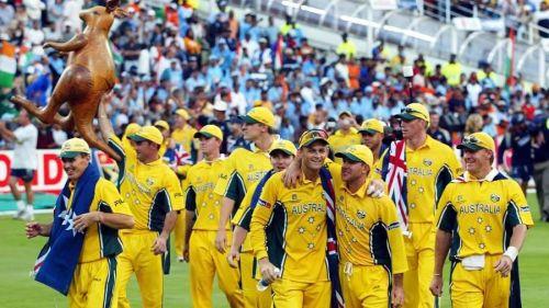 ICC World Cup 2003 winners, Australia