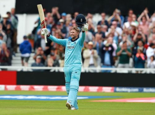Joe Root, England v Pakistan - ICC Cricket World Cup 2019
