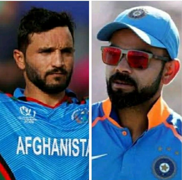 ICC cricket world cup 2019 - India vs Afghanistan