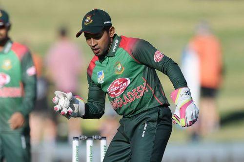 Mushfiqur Rahim has played 2015 ODIs