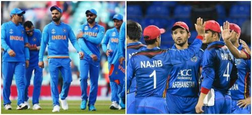 A dominating India take on an out of form Afghanistan
