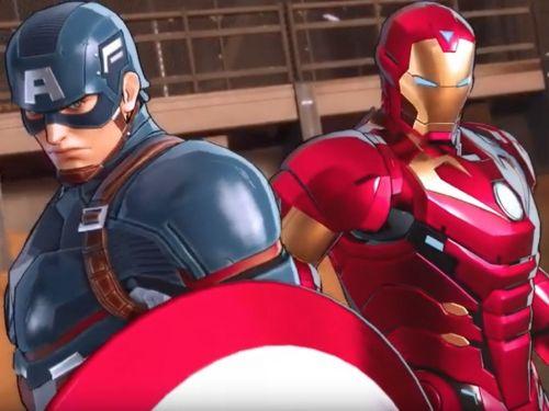 Image result for marvel ultimate alliance 3 black order