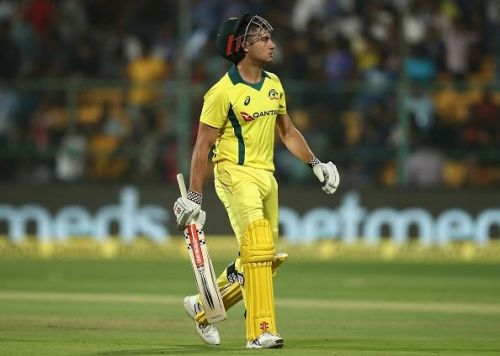 Marcus Stoinis will be unavailable for the match against Pakistan