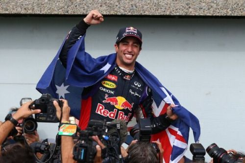 Daniel Ricciardo claimed his first wins in 2014 and has consistently thrilled us ever since.