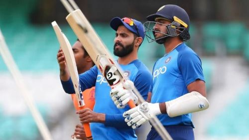 The search for the perfect batsman to bat at the crucial seemed to come to an end whenKL Rahullooked to be a good fit for the role.