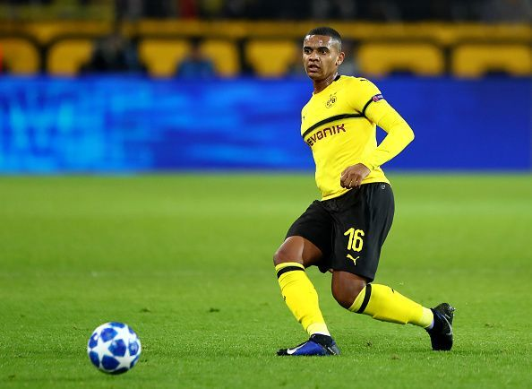 Akanji has emerged as one of the better centre backs in the Bundesliga