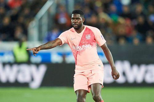 Samuel Umtiti- FC Barcelona