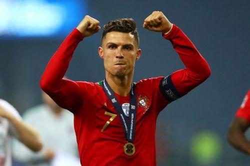 Ronaldo creates fantastic UEFA record
