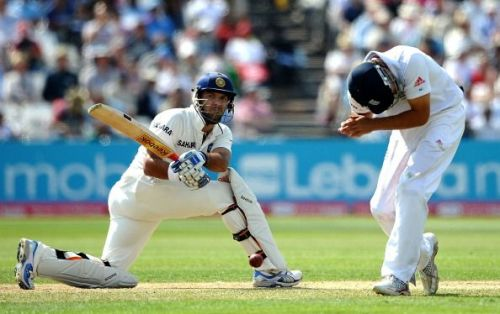 Yuvraj Singh played 40 Test matches for India
