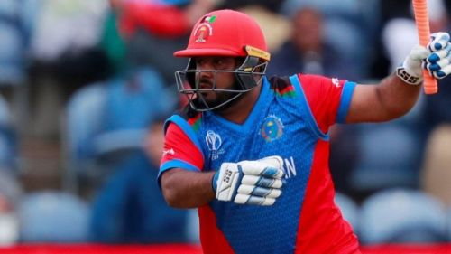 Mohammad Shahzad was ruled out of World Cup 2019