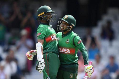 Bangladesh beat South Africa on the back of a brilliant partnership between Shakib and Mushfiqur
