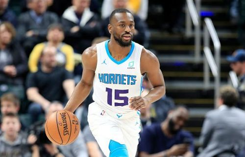 Kemba Walker appears set to leave the Charlotte Hornets