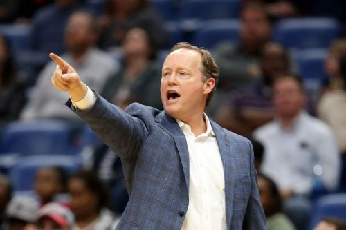 Budenholzer won the Coach of the Year award in 2015.