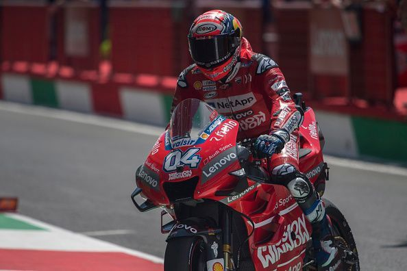 MotoGp star: 33-year-old Italian rider has created an enthralling world record