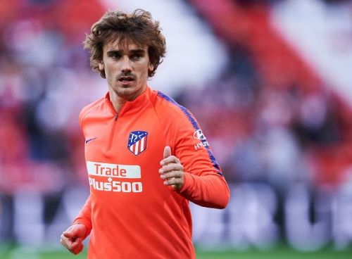 Griezmann says as far as he is concerned he is clear about the club he wants to play for.