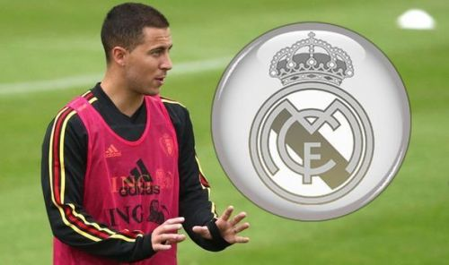Eden Hazard becomes the latest Galáctico signing for Madrid