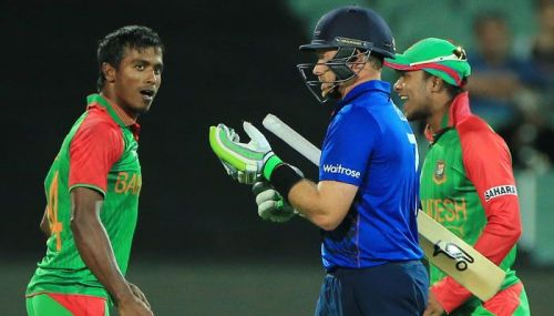 Bangladesh have beaten England at the past two World Cups.