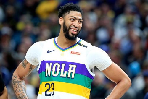 Anthony Davis continues to be linked with a host of NBA teams