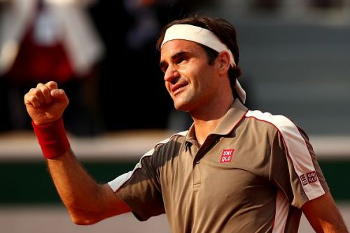 2019 French Open - Roger Federer