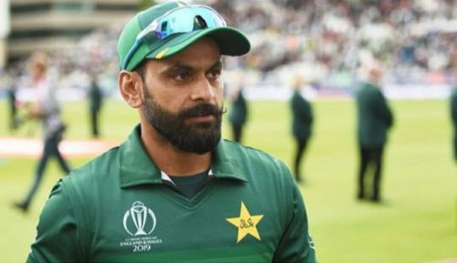 Pakistan - Mohammed Hafeez