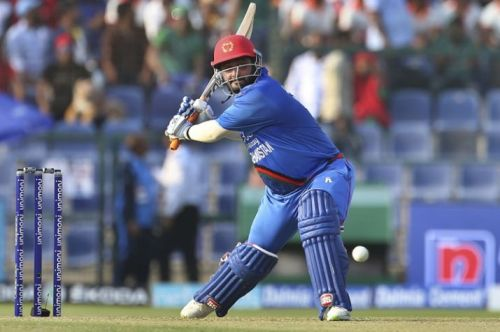 Shahzad has been ruled out for the remaining of the tournament.
