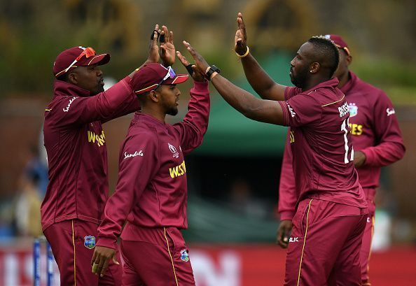 West Indies cricket has regained its lost spark