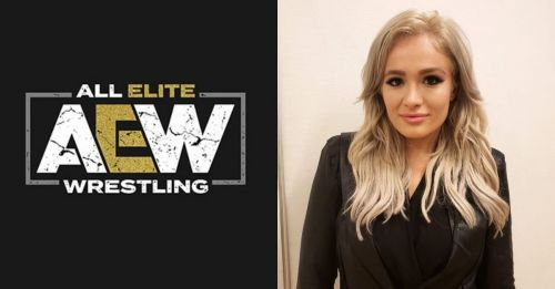 AEW Is the perfect destination for the smoke show