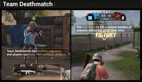 PUBG Mobile Deathmatch