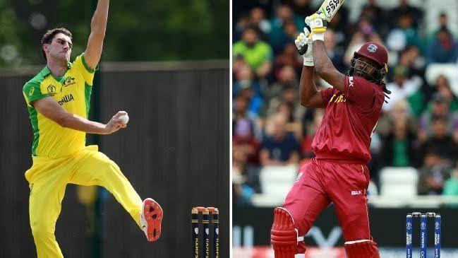 Australia vs West Indies